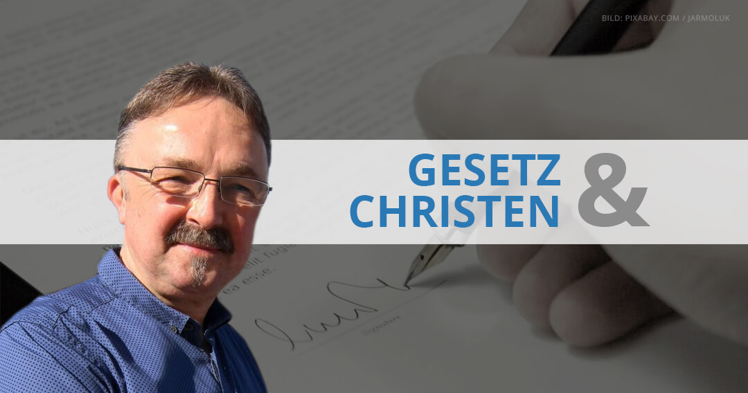 Ralf Ludwig: Gesetz & Christen