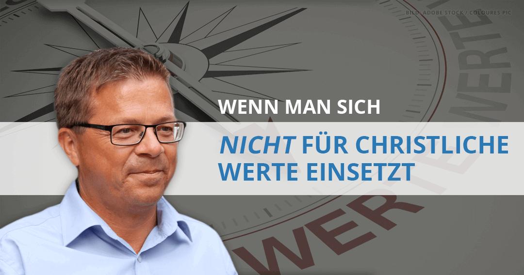 Claus Preuss: Wertevernichtendes Handeln – Teil 1