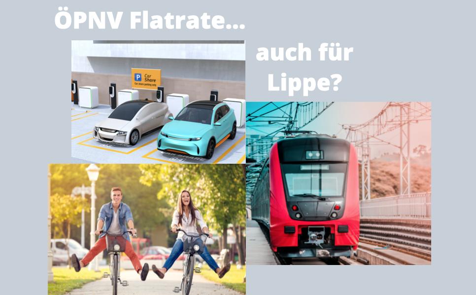 ÖPNV Flatrate in Augsburg