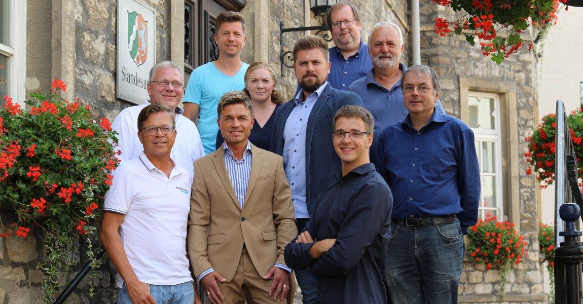AUFBRUCH C startet an 5 Standorten – Kommunalwahl 2020