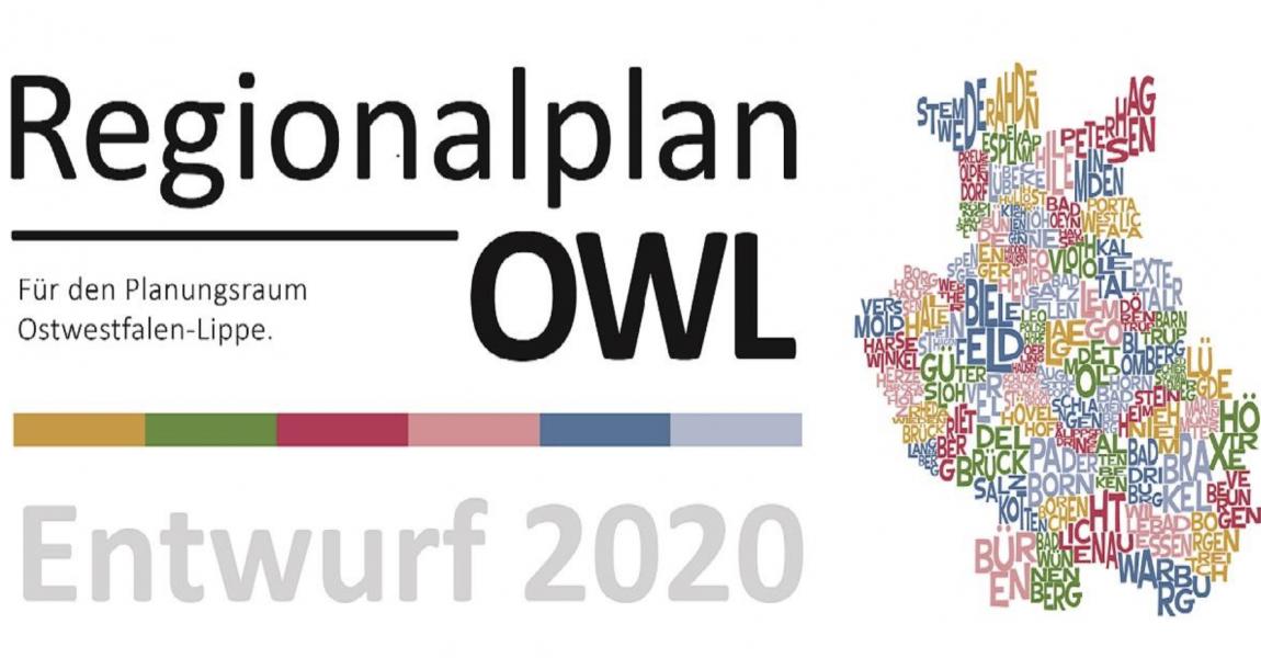 Regionalplan für Lippe – Bürgerbeteiligung in Detmold
